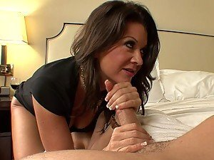 giving handjob videos from AnyPorn