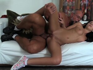 old man sex from AnySex
