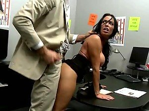 office sex from AnyPorn