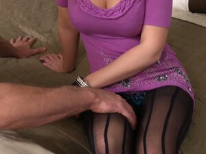 nylon pantyhose from AnySex