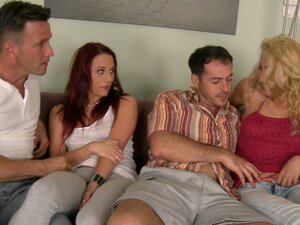 foursome sex party
