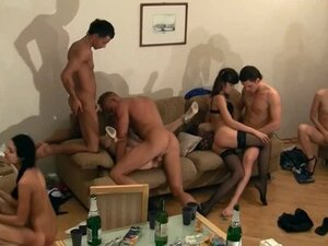 sex party porn from BravoTeens