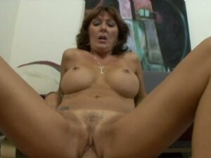 Argentinian busty mature tube
