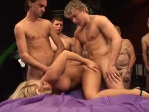 hot sex orgy from AnyPorn